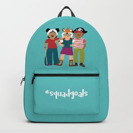 Squad Goals Backpack
