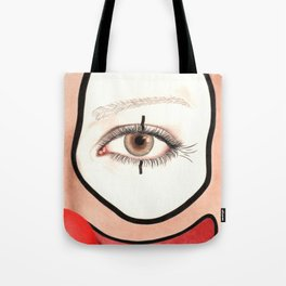 Not all Clowns are Scary Tote Bag
