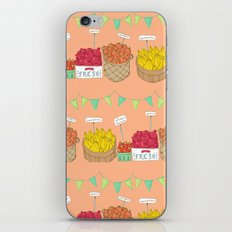 Farmer's Market Pattern iPhone & iPod Skin