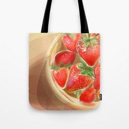 fraises. Tote Bag