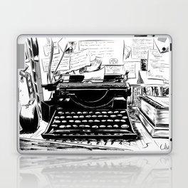 Shakespeare and Company Laptop & iPad Skin