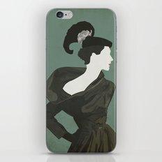 Fashion. Vogue. iPhone & iPod Skin