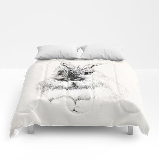 Little rabbit Comforters