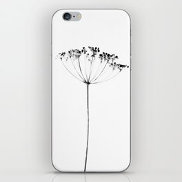 heracleum iPhone Skin