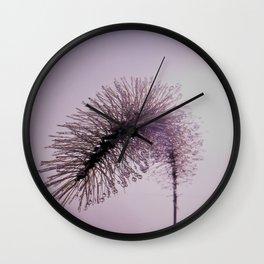 modesty Wall Clock