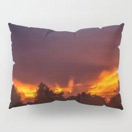 Sunset After The Storm Pillow Sham