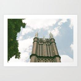 Church On Queen Art Print
