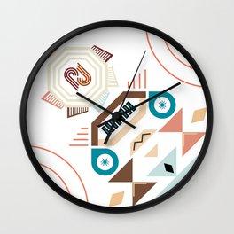 Motionless Wall Clock