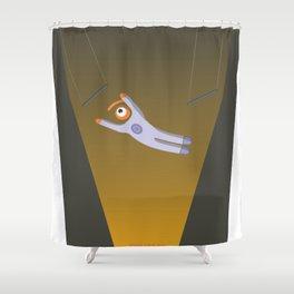 Trapecist Eye Shower Curtain