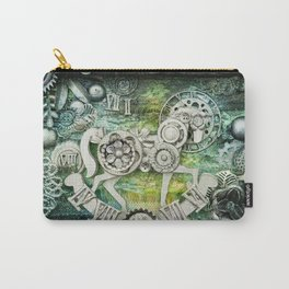 Mechanical Horse I Carry-All Pouch