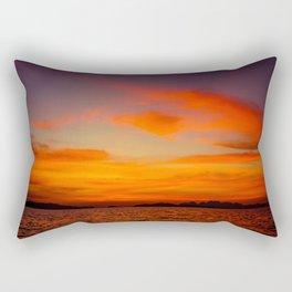 Phuket Sunset Rectangular Pillow