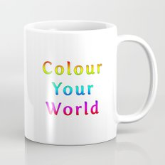 Colour Your World Mug