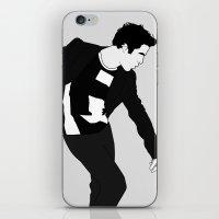 darren criss iPhone & iPod Skins featuring Darren Criss Dancing! by byebyesally