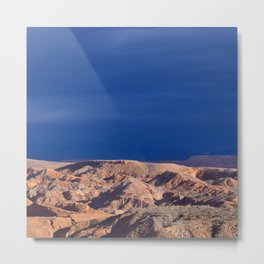 Desert Storm's Abrew'n Metal Print