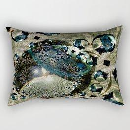looking-glass planet Rectangular Pillow