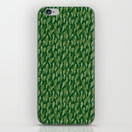 Camo Sharks iPhone Skin
