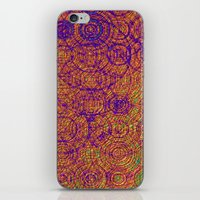 trippy iPhone & iPod Skins featuring Trippy by Lyle Hatch