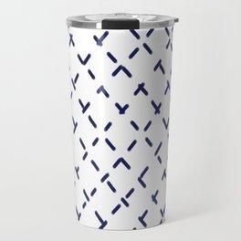 Sashiko 3 Travel Mug