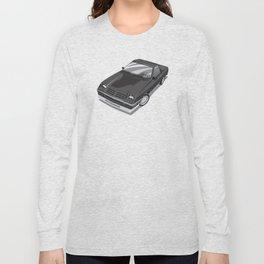 Rampage Black Long Sleeve T-shirt