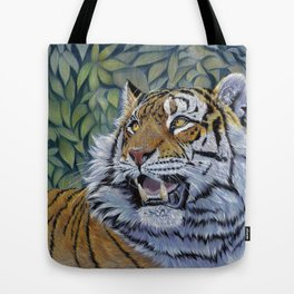 Tiger 807 Tote Bag