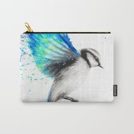 Tropical Oasis Bird Carry-All Pouch