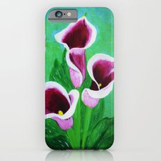 Kala Lilies  iPhone 6s Slim Case