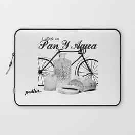 Pan Y Agua Laptop Sleeve