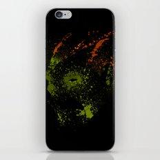 Buranka iPhone & iPod Skin