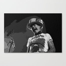 Ahead by a Century - Gord Downie Tragically Hip (alt) Canvas Print