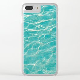 Ocean Dream #2 #water #decor #art #society6 Clear iPhone Case