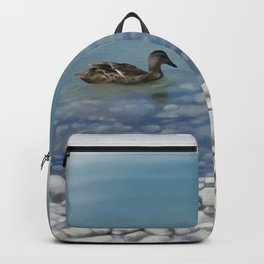 Clear water Backpack