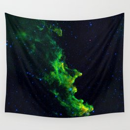 Witch Head Nebula Wall Tapestry