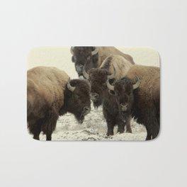 American Buffalo Bath Mat