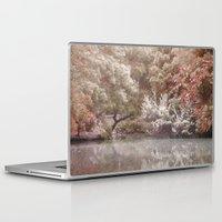 frozen Laptop & iPad Skins featuring Frozen by Françoise Reina