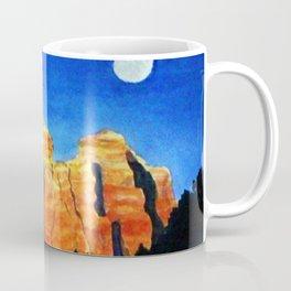 Sedona Moon Coffee Mug