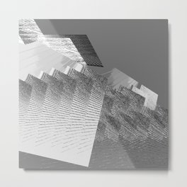 Untitled AB Metal Print