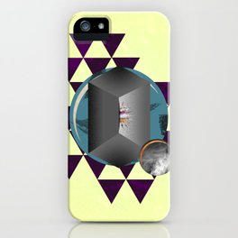 The Fold iPhone Case