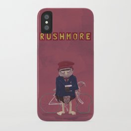 more of a rush iPhone Case