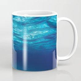 Blue Underwater Coffee Mug