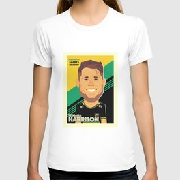 Teimana Harrison - Northampton Saints T-shirt