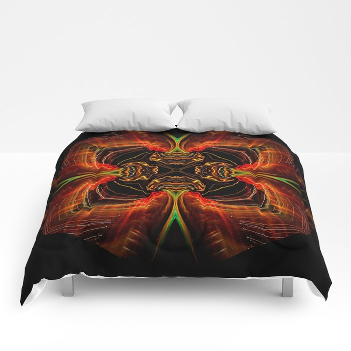 Fire Intake Comforters