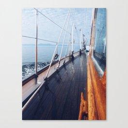 Haro Strait Canvas Print