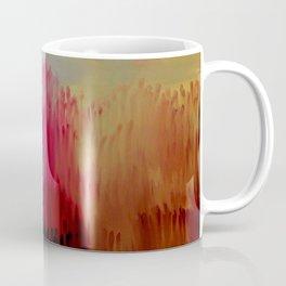 """Release"" Original oil finger painting by Monika Toth Coffee Mug"