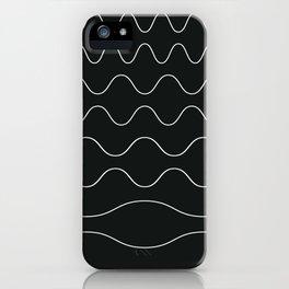 between waves iPhone Case