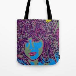 Sleeping Forest10 Tote Bag