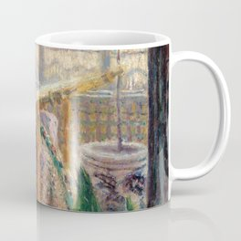 Claude Monet - Madame Monet Embroidering Coffee Mug