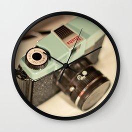 Old Diana Lomo Camera Wall Clock