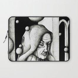 Monk Laptop Sleeve