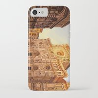 florence iPhone & iPod Cases featuring Florence by Sara Cooley