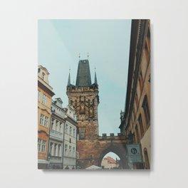 Prague II Metal Print